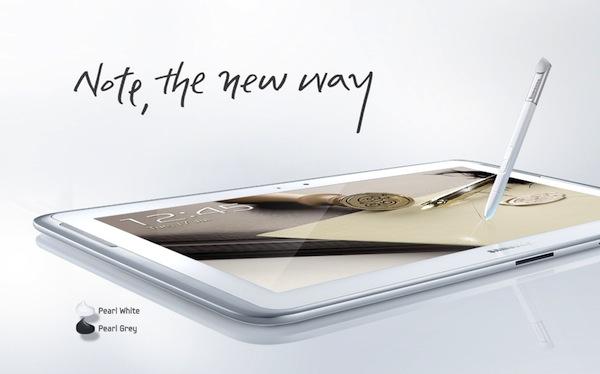 La tablet Samsung Galaxy Note 10.1 recibirá una actualización mayor dentro de poco - Samsung-Galaxy-note-10-1