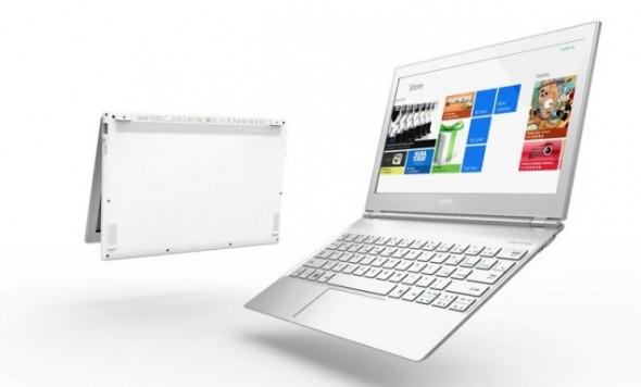 Acer presenta su línea renovada de productos con Windows 8 - acer-aspire-s7-590x356