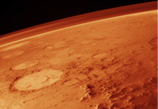 Afirman que los astronautas podrían sobrevivir a la radiación de marte - astronautas-podrian-sobrevivir-en-marte