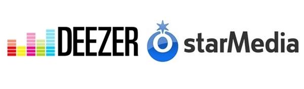 starMedia se une con Deezer, el competidor de Spotify - deezer-starmedia