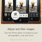 Crear sitios web desde tu iPhone con Zapd - editar-fotos-web-zapd