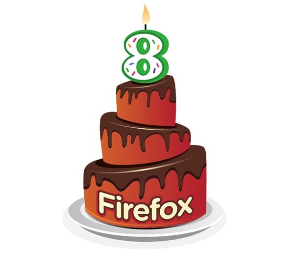 Mozilla Firefox cumple 8 años - firefox-cumple-8-anos