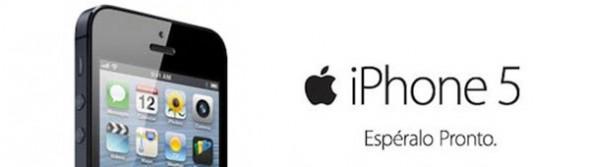 Precios del iPhone 5 con Telcel - iPhone-5-telcel-590x167