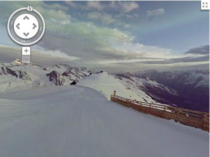 Street View ahora nos muestra algunas imágenes de la nieve y estaciones de esquí mas importantes - imagenes-de-nieve-street-view
