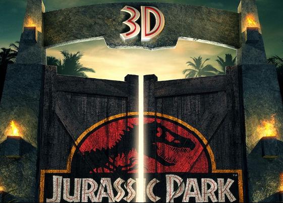 jurassic park en 3d para abril del 2013 Jurassic Park en 3D se estrenará en Abril del 2013