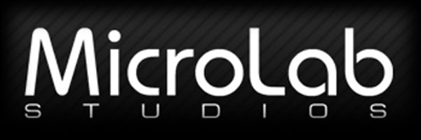 Empresa de videojuegos creado en un fin de semana, MicroLab Studios - microlab-studios-logo