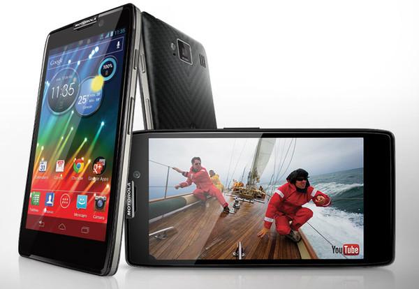 Motorola RAZR HD: el primer smartphone preparado para LTE 4G de México - motorola-razr-hd