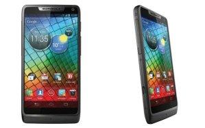 Motorola presenta en México el RAZR i, el primer smartphone con procesador Intel de 2 GHz