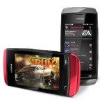 Nokia Asha 306 disponible en México - nokia-asha-306-juegos