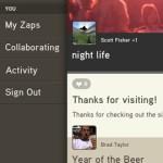 Crear sitios web desde tu iPhone con Zapd - paginas-web-iphone-zapd