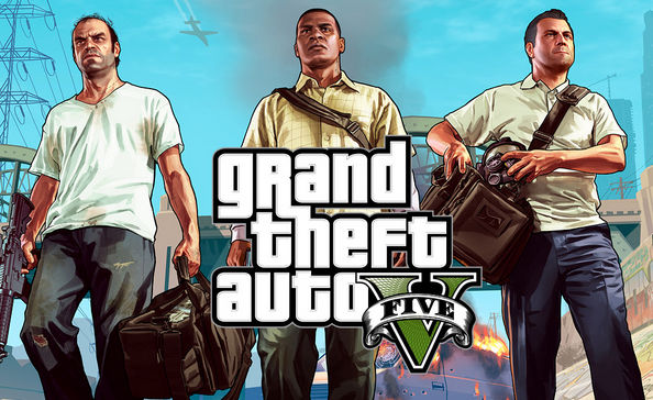 trailer grand theft auto v Rockstar Games presenta nuevo tráiler para Grand Theft Auto V
