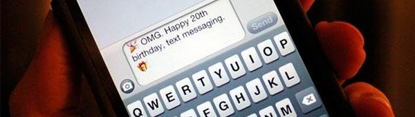 Los mensajes SMS cumplen su 20º aniversario - 20-aniversario-mensajes-de-texto