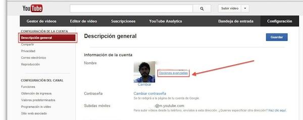 Cómo cambiar el nombre de usuario de Youtube por el de Google Plus - Cambiar-Usuario-Youtube-2