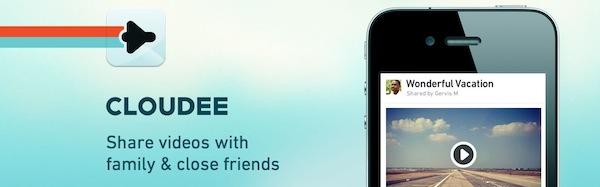 Cloudee, un servicio para compartir videos de manera privada - Cloudee