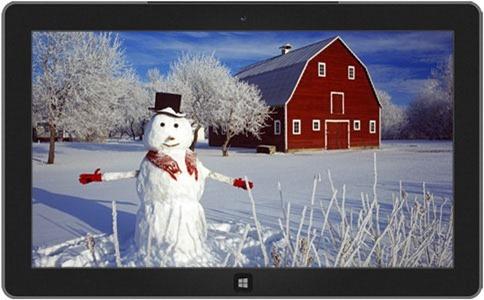 Temas y fondos de navidad para Windows 8 - Fondo-Navidad-2