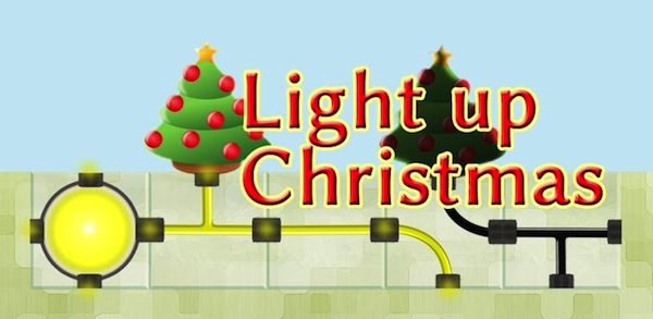 Divertido juego de Navidad para Android, Light Up Christmas - Light-Up-Christmas