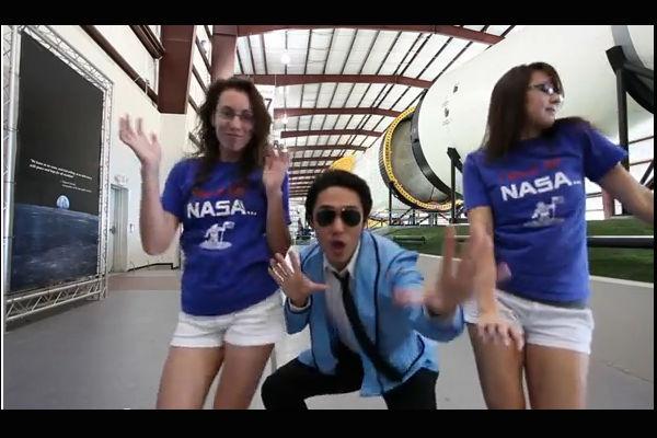 La NASA se pone a bailar al ritmo del Gangnam Style [Video] - Video-NASA-gangnam-style