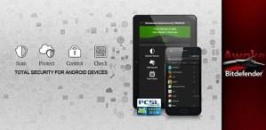 Antivirus para Android gratis de Bitdefender