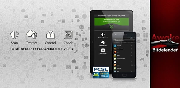 antivirus android gratis Antivirus para Android gratis de Bitdefender