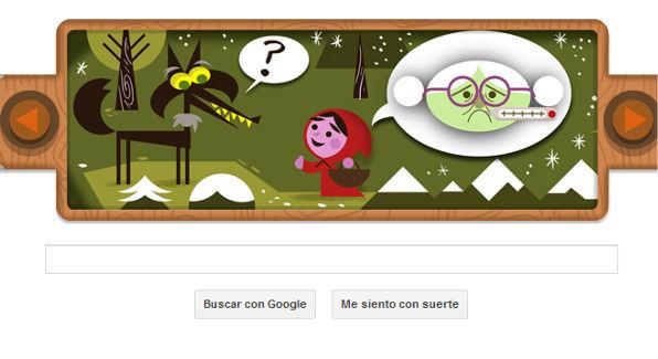 Doodle interactivo por el aniversario de los cuentos de hadas de los hermanos Grimm - doodle-de-los-cuentos-de-hadas-de-los-hermanos-grimm
