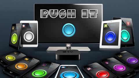 Draw It, Push It, divertido juego multijugador para iPad, iPhone y Apple TV - draw-it-push-it-ios