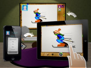 Draw It, Push It, divertido juego multijugador para iPad, iPhone y Apple TV