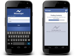 Facebook Messenger para Android ya se podrá usar sin tener cuenta de Facebook