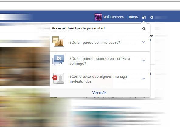 Facebook introduce nuevos y sencillos controles de privacidad - facebook-privacidad