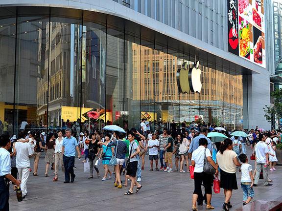 El iPhone 5 supera las 2 millones de unidades vendidas en China en tan solo 3 días - iphone-5-en-china