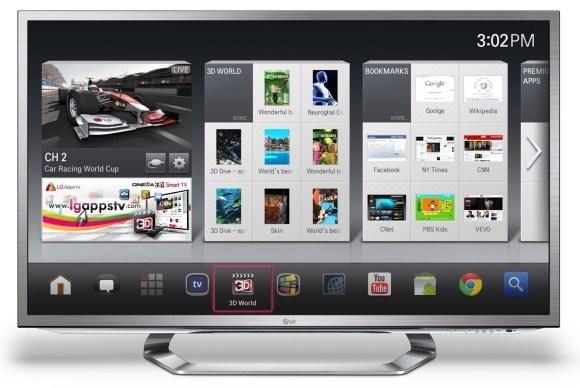 LG introducirá dos nuevos televisores con Google TV en el CES 2013 - lg-google-tv_g2series