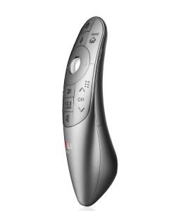 LG presenta su Control Magic Remote con control de voz