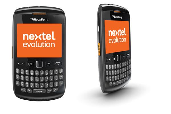 Presentan la nueva BlackBerry 9620 con la nueva Red Nextel Evolution - nextel-blackberry