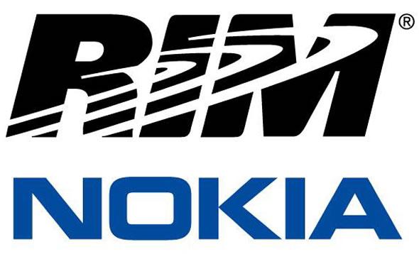 RIM y Nokia llegan a acuerdo económico y terminan pleito por patentes - nokia-rim