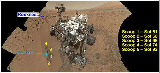 La NASA revela que Curiosity no ha encontrado compuestos orgánicos en Marte - revelan-descubrimiento-hecho-por-curiosity