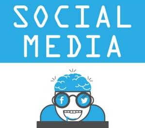 Así funciona tu cerebro con el Social Media [Infografía]