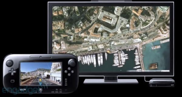 Google Street View estará disponible en la Wii U a partir de enero - wii-u-street-view-600x321