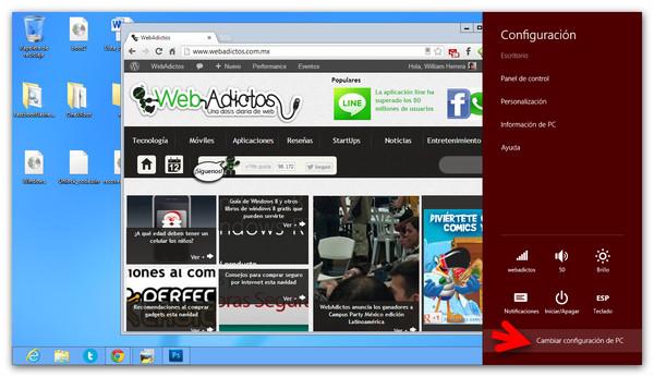 windows 8 arranque avanzado Cómo Iniciar Windows 8 en Modo Seguro