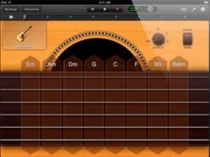 GarageBand para iOS se actualiza y se vuelve una aplicación universal