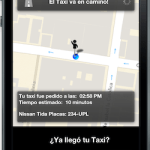 Pedir taxis desde el celular con Yaxi - yaxi-app