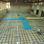 ASB Glassfloor: la cancha de baloncesto al estilo TRON - ASBGlassFloor-construction