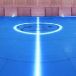 ASB Glassfloor: la cancha de baloncesto al estilo TRON