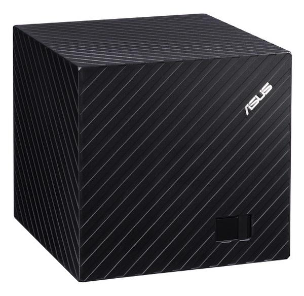 QUBE de ASUS, un dispositivo con Google TV [CES 2013] - ASUS-QUBE