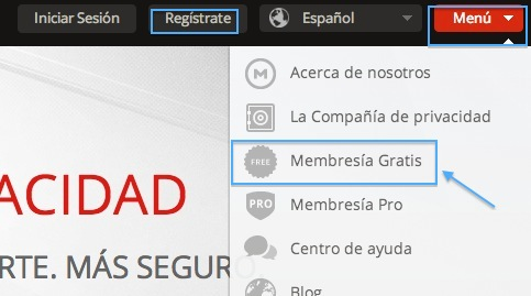Crear cuenta mega Cómo crear una cuenta gratuita en Mega
