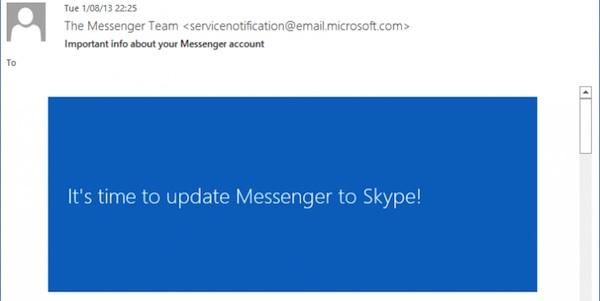 Messenger dejará de funcionar el próximo 15 de marzo confirma Microsoft - Messenger-migra-Skype