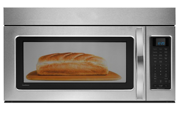 Microondas que elimina el moho del pan es inventado - Microondas-elimina-moho-de-pan
