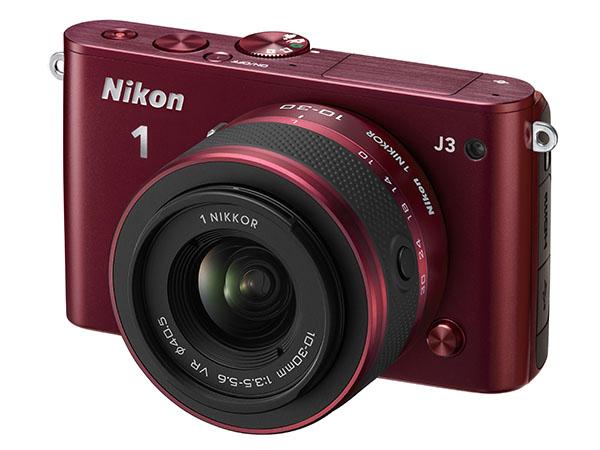 Nuevas cámaras Nikon 1 J3 y Nikon 1 V3 son presentadas en el CES 2013 - Nikon-1-J3