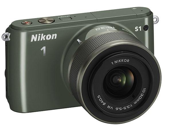Nuevas cámaras Nikon 1 J3 y Nikon 1 V3 son presentadas en el CES 2013 - Nikon-1-S1