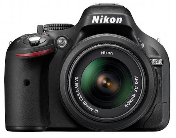 Nikon presenta su nueva cámara D5200 [CES 2013] - Nikon-D5200