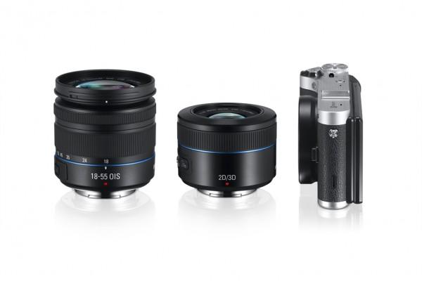 Samsung presenta su nueva cámara NX300 con la tecnología CSC - Samsung-NX300-09-600x400