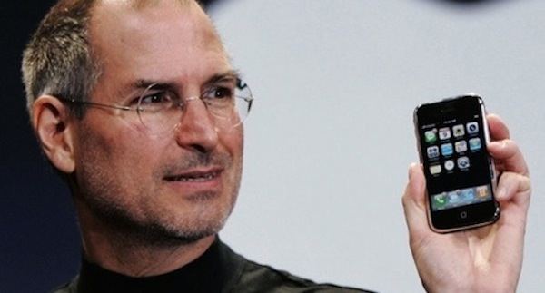 El iPhone cumplió su sexto aniversario - Steve-Jobs-iPhone-1
